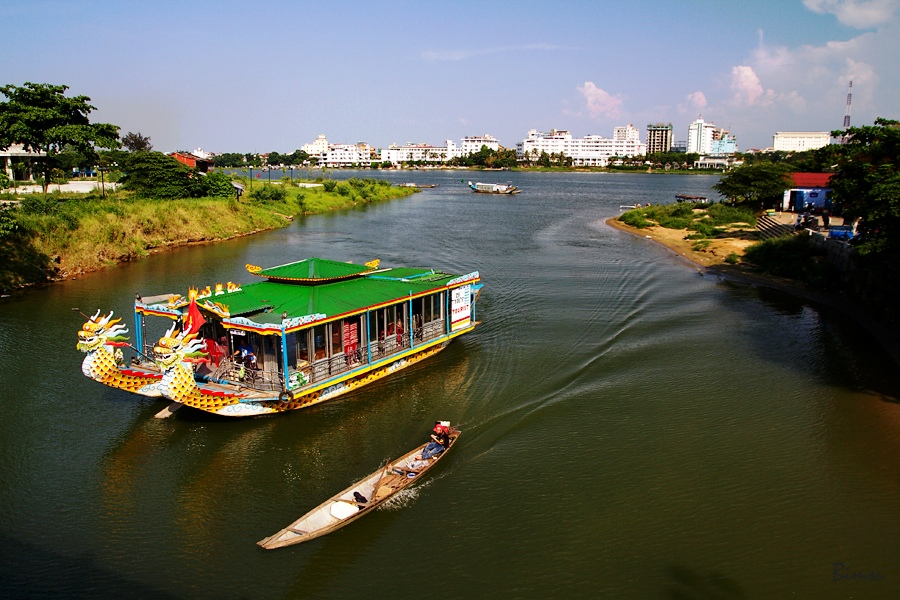 Shore Excursion Hue City